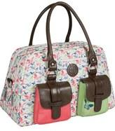 Lassig 'Vintage Metro' Diaper Bag