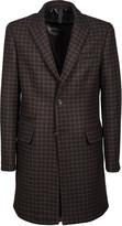 Paolo Pecora Checked Coat