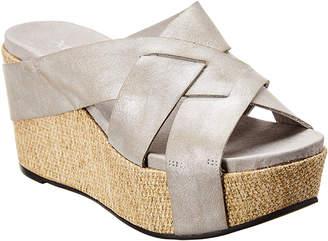 Antelope 815 Leather Wedge Sandal