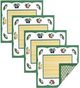 Villeroy & Boch French Garden Reversible Placemats (Set of 4)