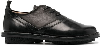 Trippen Leather Lace-Up Shoes