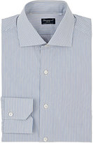 Finamore Men's Pinstriped Cotton Shirt