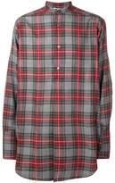 Stella McCartney oversized checked shirt