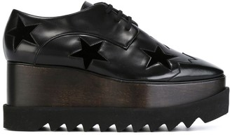 Stella McCartney Elyse stars platform shoes