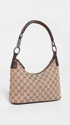 Shopbop Archive Gucci Classic Ring Shoulder Bag
