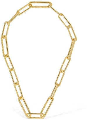 Missoma Chunky Half Rope Chain Necklace