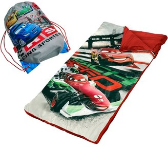 Disney 2 Slumber Set/Nap Mat with BONUS Sling Bag