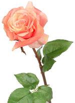 "Winward Silks 31"" Open Pink Duchess Rose"