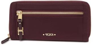 Tumi Zip-Around Continential Wallet