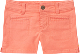 Crazy 8 Desert Flower Coral Woven Shorts - Girls