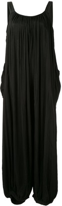 Taylor Rendition draped jumpsuit