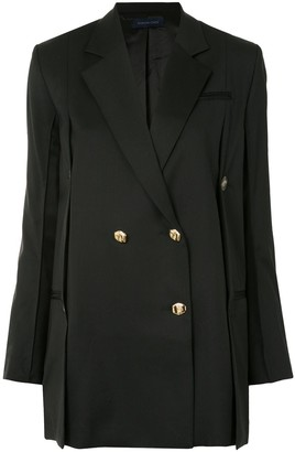 Eudon Choi Beatrice double-breasted jacket