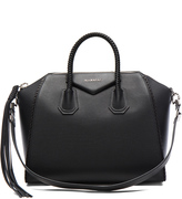 Givenchy Medium Braided Leather Antigona