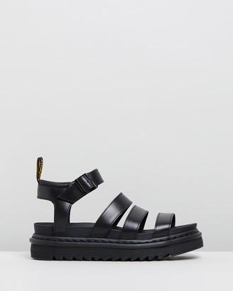 Dr. Martens Womens Blaire Brando Sandals
