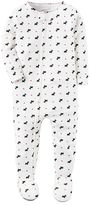 Carter's Toddler Girl Print Footed Pajamas