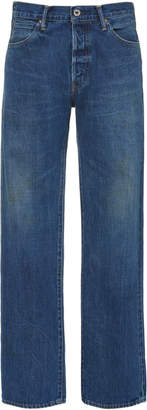 Chimala Selvedge Tapered Jeans