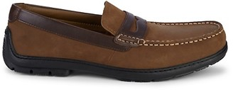 Sperry Monterey Suede Penny Loafers