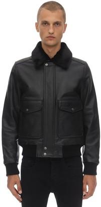 Schott Lc 5331 X Leather Jacket