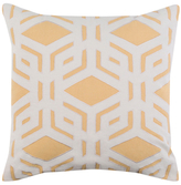 Surya Millbrook Cotton Pillow