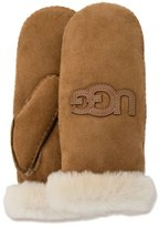UGG Heritage Logo Mittens in