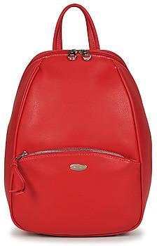 David Jones CABECE women's Backpack in Red
