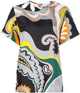 Emilio Pucci patterned top