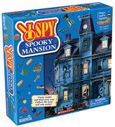 University Games I Spy Spooky Mansion Board Game