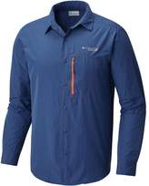 Columbia Titanium Featherweight Hike Shirt - Long-Sleeve - Men's