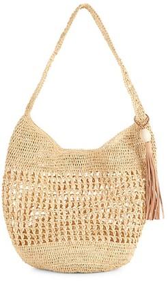 Mar y Sol Textured Shoulder Bag