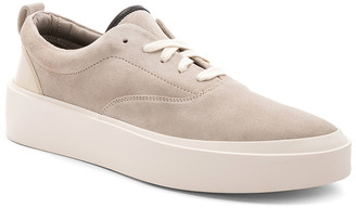 Fear Of God Suede 101 Lace Up in Bone | FWRD