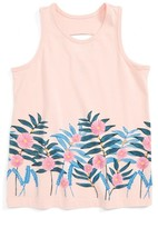 Tea Collection Toddler Girl's Walkatjara Tank