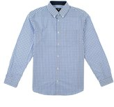 Calvin Klein Men's Classic Button-Down Woven Shirt