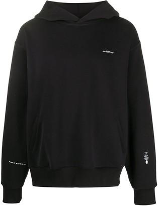 Styland NotRainProof oversized cotton hoodie