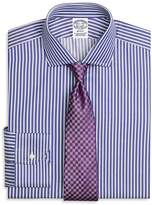 Brooks Brothers Regent Fit Split Stripe Dress Shirt