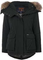 Woolrich military parka coat