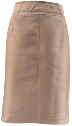 Stella McCartney Stella Mc Cartney Pink Silk Skirt for Women
