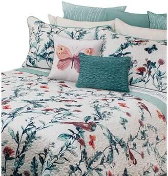 Safdie & Co. Eden Floral 3-Piece Quilt Set