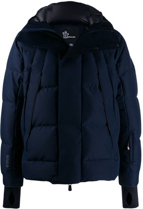 MONCLER GRENOBLE Hooded Down Jacket