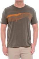 Icebreaker Tech Lite Spanish Plunder T-Shirt - Merino Wool, Short Sleeve (For Men)