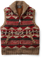 Ralph Lauren Full-zip Sweater Vest