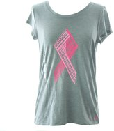 Under Armour Women's Power in Pink Ribbon T-Shirt