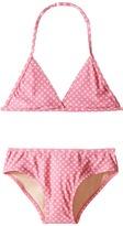 Toobydoo Floral String Bikini (Infant/Toddler/Little Kids/Big Kids)