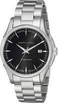 Hamilton Men's H32665131 Jazzmaster Dial Watch