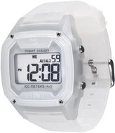 Freestyle Men's FS84971 Killer Shark Classic Oversized Retro Television Screen Case Digital Watch