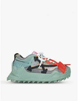 Off-White ODSY-1000 leather trainers