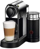 Nespresso NEW by Breville BEC650MC Citiz & Milk Capsule Coffee Machine: Chrome