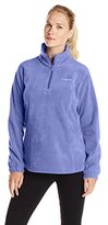Columbia Women's Benton Springs Half Zip Fleece Pullover
