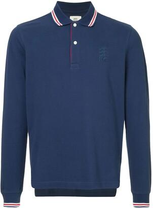 Kent & Curwen Classic Longsleeved Polo Shirt