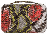 House Of Harlow Handbags Marley Color Snake in Blush