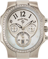 Philip Stein Teslar Stainless Steel Chronograph Watch Head, Size 2